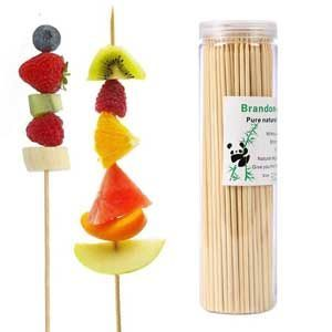 Bamboo Skewers for grilling