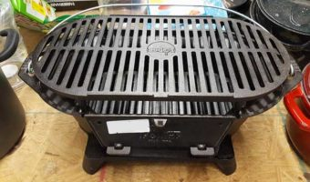 Best Cast Iron Charcoal Grills