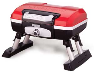 Cuisinart Portable Tabletop Boat Gas Grill