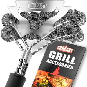 GRILLART-non-wire-grill-brush