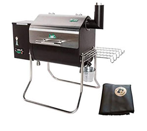 Green Mountain Davy Crockett Pellet Grill With Cover