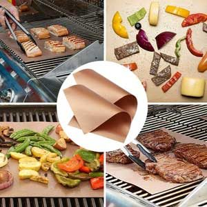 Kohi Copper Grill Mat