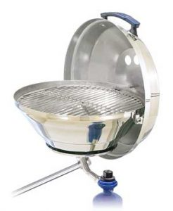Magma Marine Boat Kettle Grill