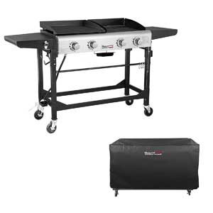 Portable Gas Flat Top Grill