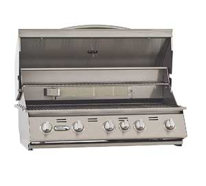 Stainless Steel Gas grill head