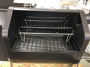 Upper Rack For Davy Crockett Pellet Grill