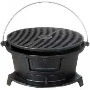 Cajun Cookware Hibachi Grill 10447