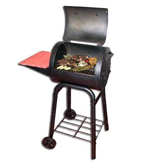 Char Griller Cast Iron Charcoal Grill
