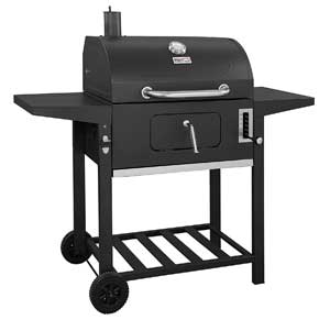 Royal Gourmet 24 Inch Charcoal Grill