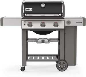 3 burner gas grill weber