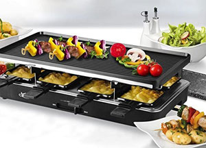 Artestia Electric Raclette Tabletop Grill