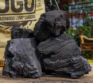 Fogo Hardwood Lump Charcoal for Grilling and Smoking