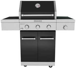 Kitchenaid 3 Burner Gas Grill