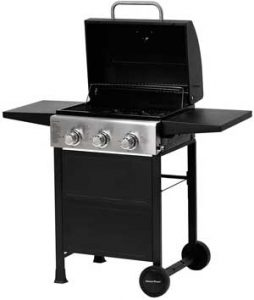MASTER COOK 3 Burner Gas Grill