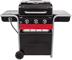 char broil gas charcoal combo grill