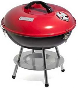 tailgate charcoal grill