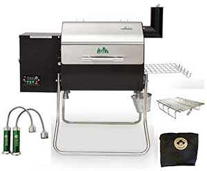 tailgate pellet grill