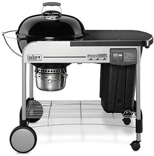 weber gas charcoal grill combo