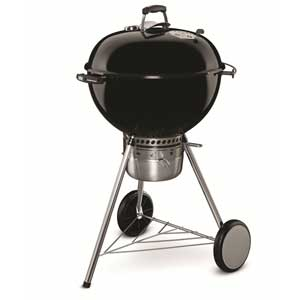 weber master touch 22-in kettle charcoal grill