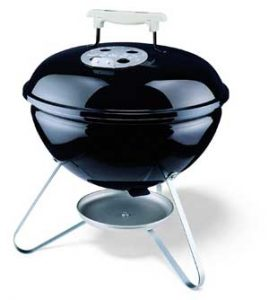 weber tabletop charcoal grill