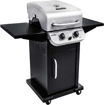 char broil small gas grill