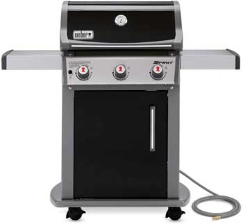 small natural gas grill