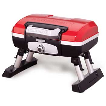 small tabletop gas grill