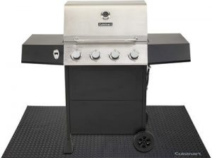 Cuisinart CGMT-300 Premium Deck and Patio Grill Mat