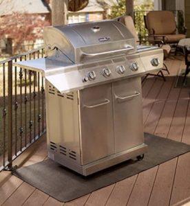 Diversitech Outdoor Gas Grill BBQ Floor Mat