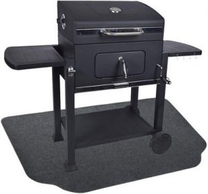 Fasmov Under The Grill Protective Deck and Patio Mat