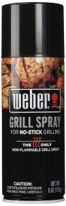 Weber Grill'N Spray 6 Oz