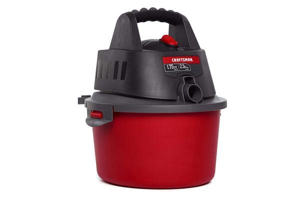 CRAFTSMAN 17250 Shop Vacuum - Best Vacuum For Pellet Grill