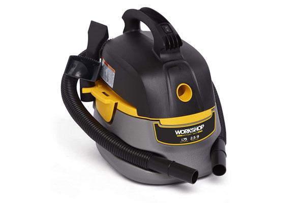 WORKSHOP 2.5-Gallon Vacuum